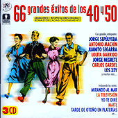 Play & Download 66 Grandes Éxitos De Los 40 y 50 by Various Artists | Napster