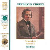Piano Music Vol. 4 by Frederic Chopin