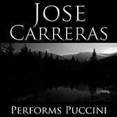 Jose Carreras Performs Pucinni von Jose Carreras
