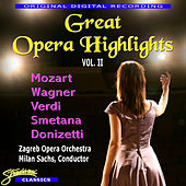 Great Opera Highlights Vol. 2 by Various Artists
