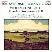 Play & Download Swedish Romantic Violin Concertos by Tobias Ringborg | Napster