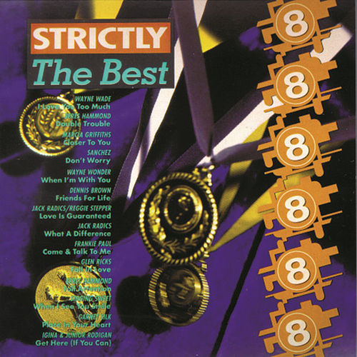 Play & Download Strictly The Best Vol. 8 by Various Artists | Napster