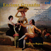Granados: Works for Piano by Thomas Rajna
