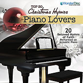 Play & Download Top 20 Christmas Hymns for Piano Lovers by Studio Players | Napster