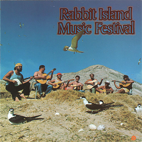 Rabbit Island Music Festival by Gabby Pahinui
