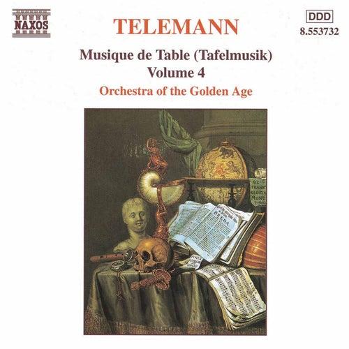 Tafelmusik Vol. 4 von Georg Philipp Telemann