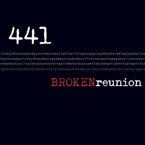 Broken Reunion by 4-4-1