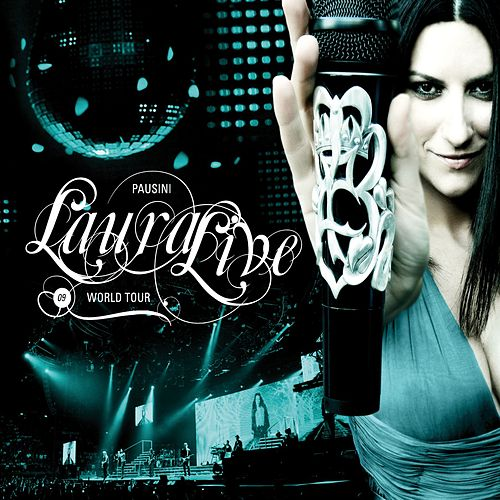 Laura live world tour 09 by Laura Pausini