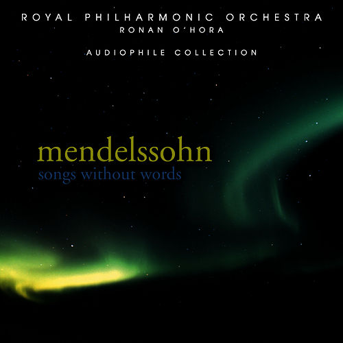 Play & Download Mendelssohn: Songs Without Words by Ronan O'Hora (piano) | Napster