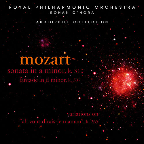 Play & Download Mozart: Sonatas for Solo Piano by Ronan O'Hora (piano) | Napster