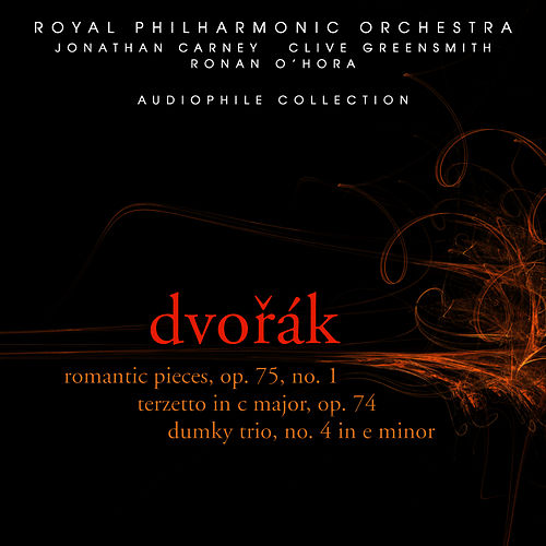 Dvořák: Romantic Pieces by Royal Philharmonic Chamber Ensemble