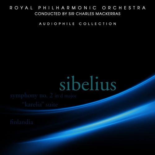 Play & Download Sibelius: Symphony No. 2, 'Karelia' Suite, Finlandia by Royal Philharmonic Orchestra | Napster