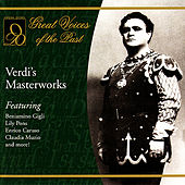 Play & Download Verdi's Masterworks by Various Artists | Napster