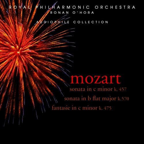 Play & Download Mozart: Piano Sonatas by Ronan O'Hora (piano) | Napster