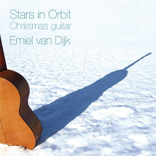 Stars In Orbit Christmas Guitar by Emiel van Dijk