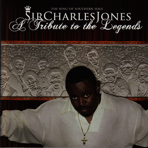 A Tribute to the Legends by Sir Charles Jones