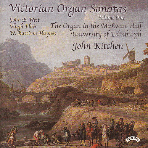 Play & Download Victorian Organ Sonatas - Vol 1 - Organ of the McEwan Hall, University of Edinburgh by John Kitchen | Napster