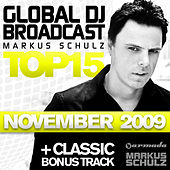 Play & Download Global DJ Broadcast Top 15 - November 2009 by Various Artists | Napster