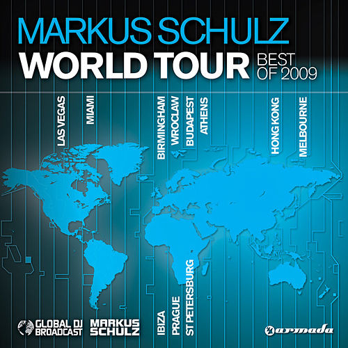 Play & Download World Tour by Markus Schulz | Napster