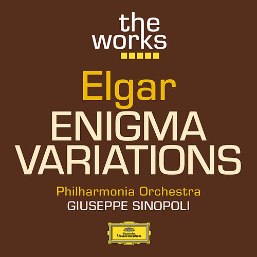 Play & Download Elgar: Enigma Variations by Philharmonia Orchestra | Napster