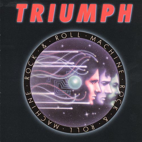 Play & Download Rock & Roll Machine [TML] by Triumph | Napster