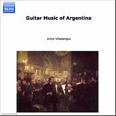 Guitar Music Of Argentina by Various Artists