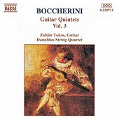 Play & Download Guitar Quintets Vol. 3 by Luigi Boccherini | Napster