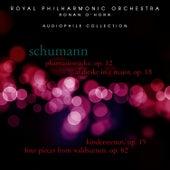 Schumann: Phantasiestücke, Op. 12 by Ronan O'Hora (piano)