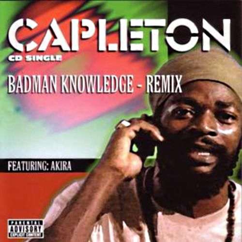 Play & Download Badman Knowledge by Capleton | Napster