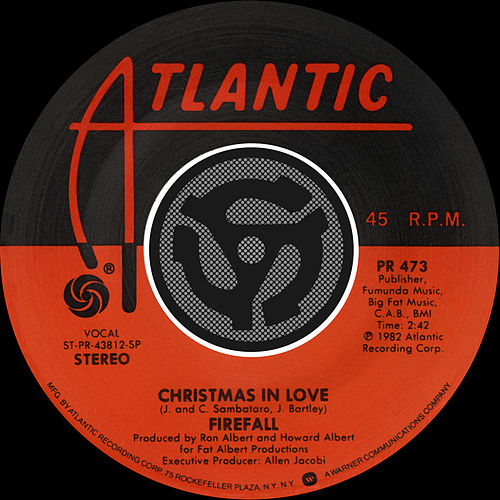 Christmas In Love / Always [Digital 45] by Firefall
