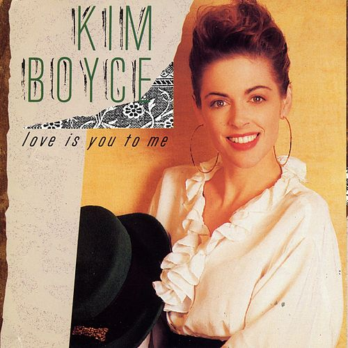 Love Is You To Me by Kim Boyce