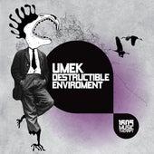 Destructible Enviroment EP by Umek