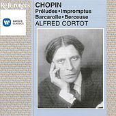 Alfred Cortot plays Chopin by Alfred Cortot