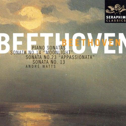 Beethoven - Piano Sonatas 13, 14 & 23 by Andre Watts