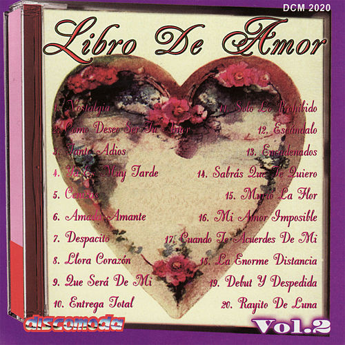Play & Download Libro de Amor by Various Artists | Napster