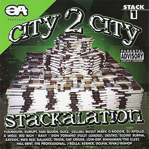 Stackalation by Various Artists