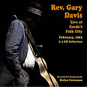 Play & Download Live at Gerde's Folk City by Reverend Gary Davis | Napster