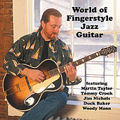 World of Fingerstyle Jazz Guitar by Various Artists