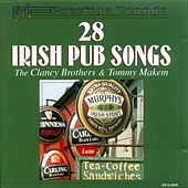 28 Irish Pub Songs by The Clancy Brothers
