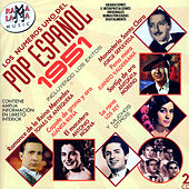 Play & Download Los Números Uno Del Pop Español 1951 by Various Artists | Napster