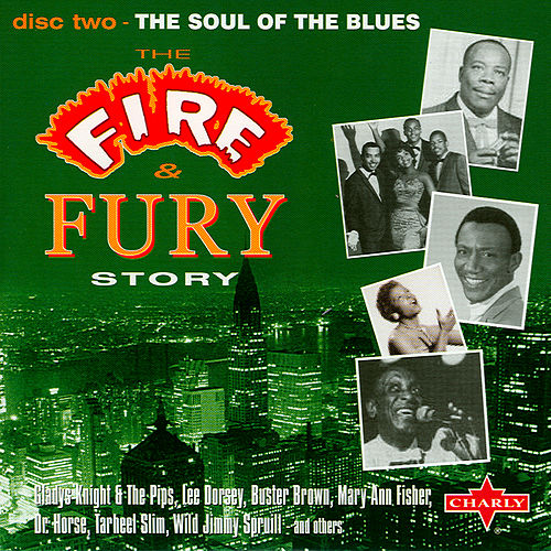 Play & Download The Fire & Fury Story - Disc Two by Various Artists | Napster