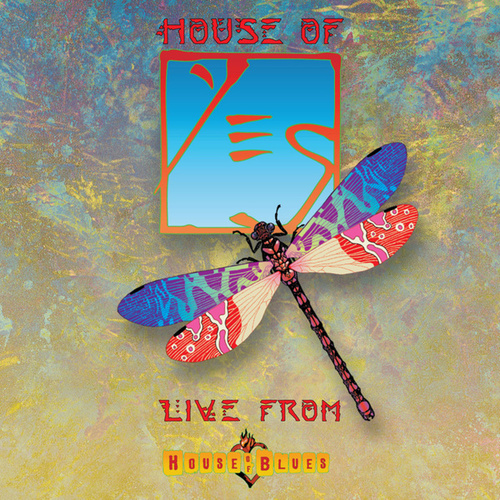 House Of Yes: Live From House Of Blues by Yes