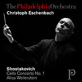 Shostakovich: Cello Concerto No. 1 by Philadelphia Orchestra