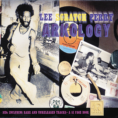 Play & Download Arkology by Lee 'Scratch' Perry | Napster