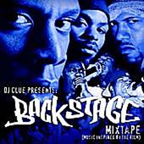 Play & Download Backstage: A Hard Knock Life [Clean] by DJ Clue | Napster
