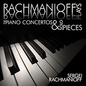 Play & Download Rachmaninoff plays Rachmaninoff: The Piano Concertos and Solo Pieces by Various Artists | Napster