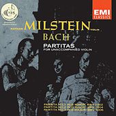 Play & Download Bach Partitas 1-3 by Nathan Milstein | Napster