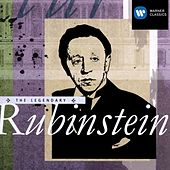 The Legendary Arthur Rubenstein by Artur Rubinstein