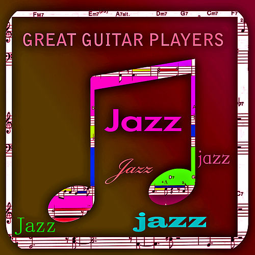 Play & Download Great Guitar Players by Various Artists | Napster