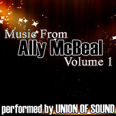 Music From Alley McBeal Volume 1 by Studio All Stars